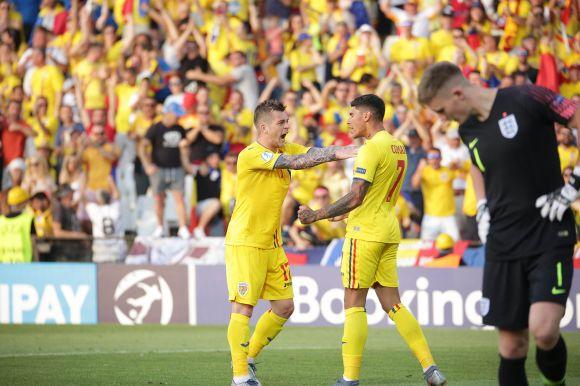 Euroszenzáció: Románia Angliát is legyőzte és elődöntőbe juthat