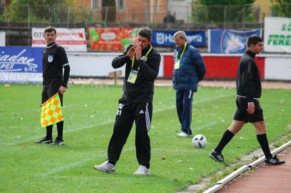 """""""Első a foci, második a foci, harmadik a foci"""" – interjú Valentin Suciuval"""