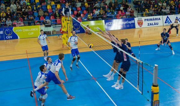 Röplabda Challenge-kupa: kiütötték a Buducsnosztot, a Steaua következik
